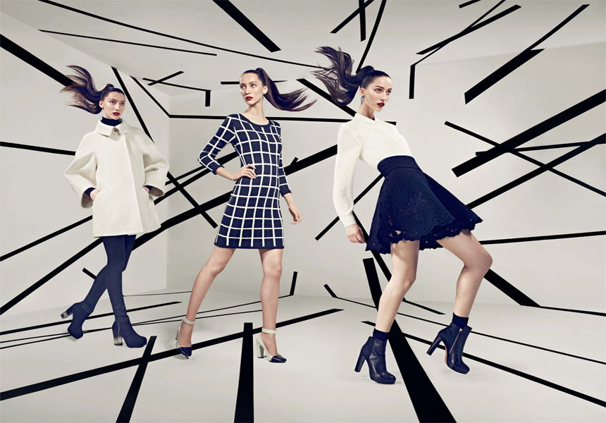 Westfield AW13 campaign