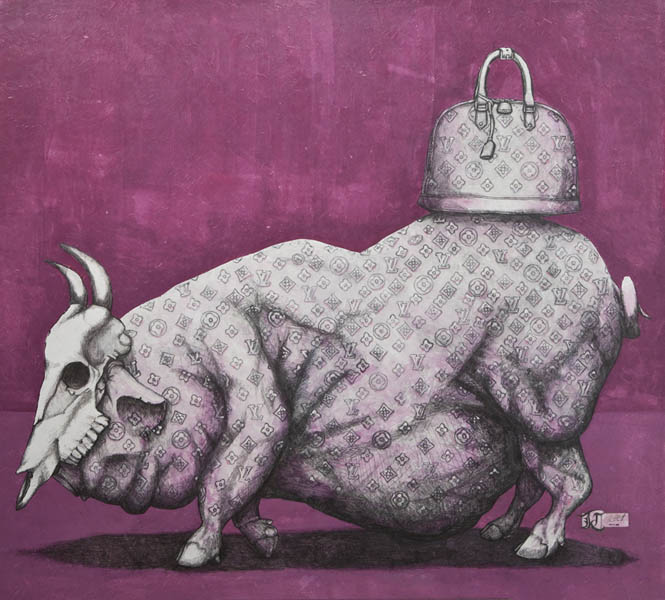 so-catchy-joan-taltavull-Big-pig-with-bag-2