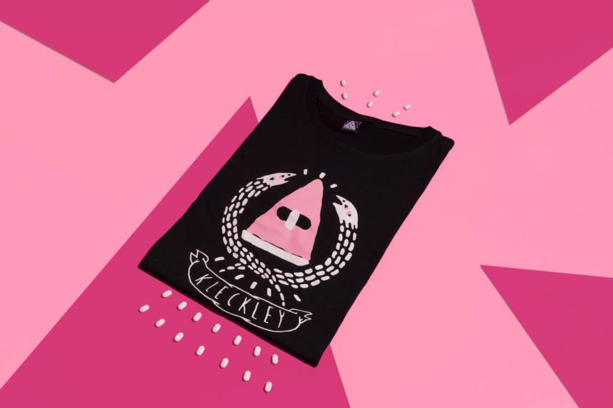 Miss Kleckley - Snake T-shirt